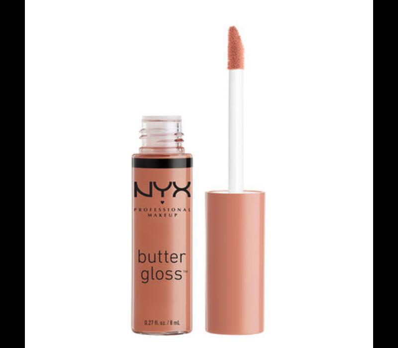 NYX Cosmetics Butter Gloss Madeleine