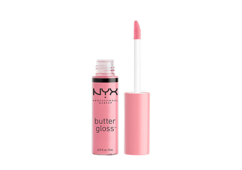 NYX Professional Makeup Butter Gloss Vanilla Cream Pie