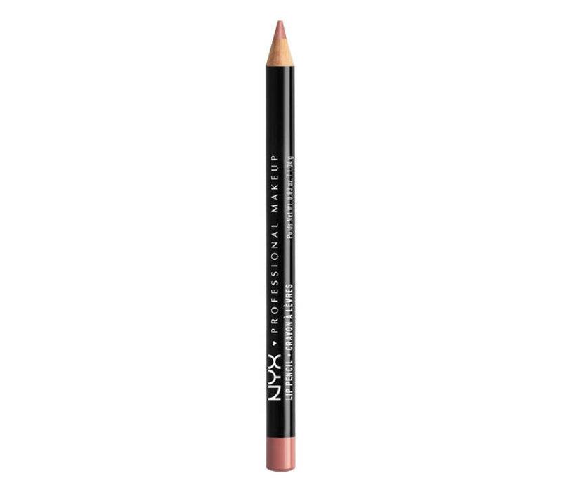 NYX Cosmetics Slim Lip Pencil Nude Pink