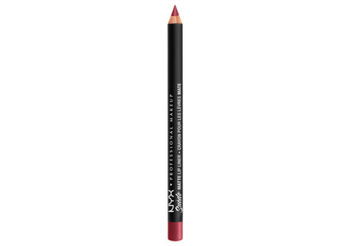 NYX Professional Make Up Suede Matte Lip Liner Cherry Skies