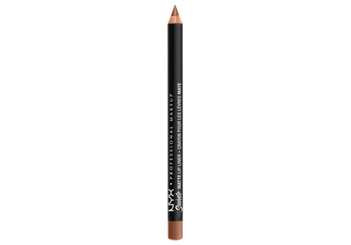 NYX Professional Make Up Suede Matte Lip Liner Soft-Spoken