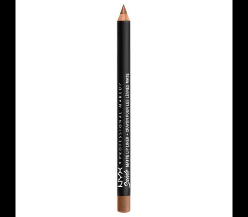 NYX Professional Makeup Suede Matte Lip Liner Sandstorm