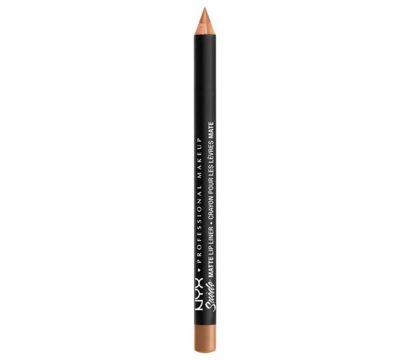NYX Professional Makeup Suede Matte Lip Liner London