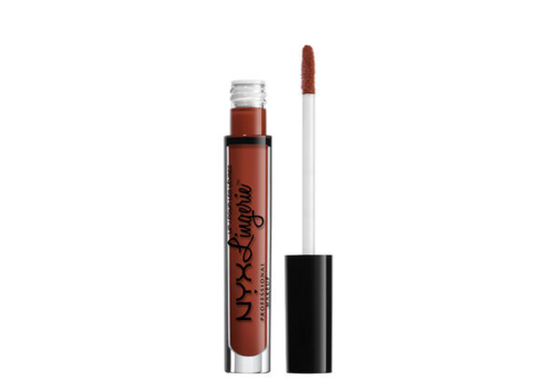 NYX Professional Makeup Lip Lingerie Liquid Lipstick Exotic