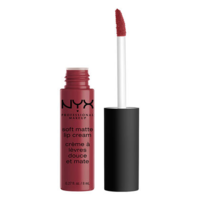 NYX Professional Makeup Soft Matte Lip Cream Budapest