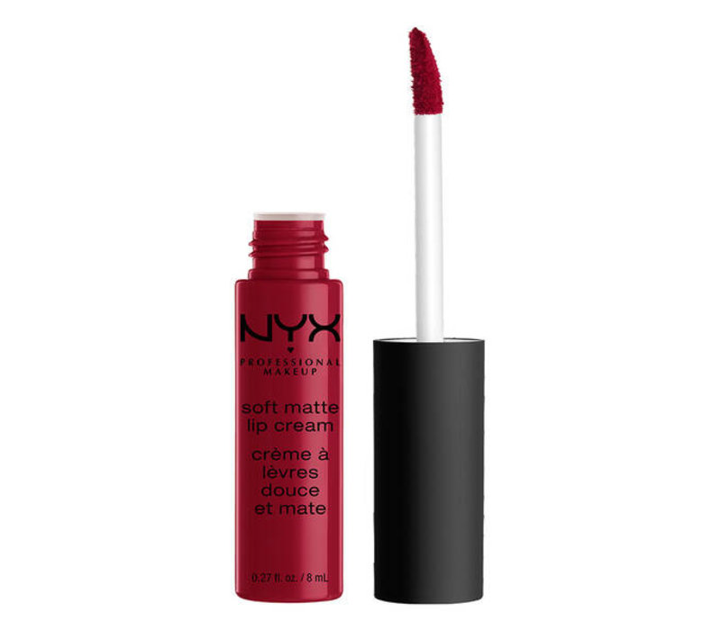 NYX Professional Makeup Soft Matte Lip Cream Monte Carlo