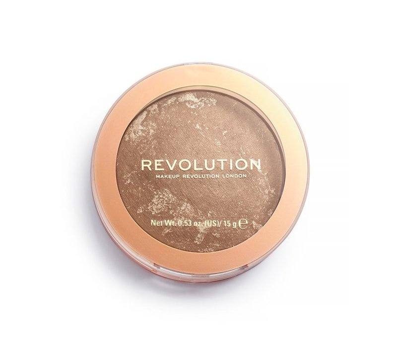 Makeup Revolution Bronzer Reloaded Take a Vacation