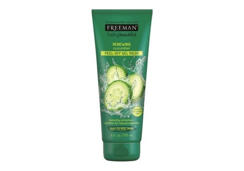 Freeman Face Peel-off Gel Mask Cucumber