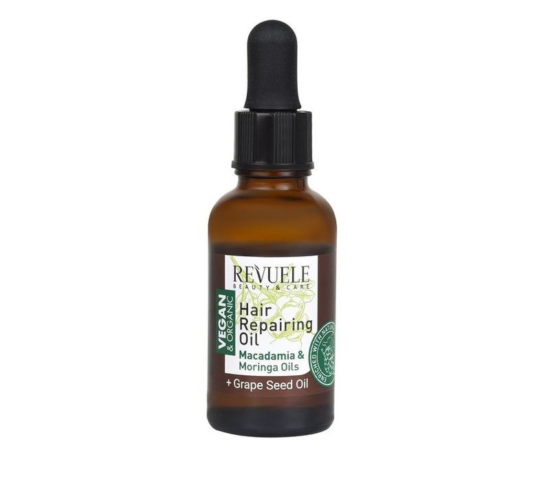Revuele Hair Repairing Oil Macadamia & Moringa Extracts
