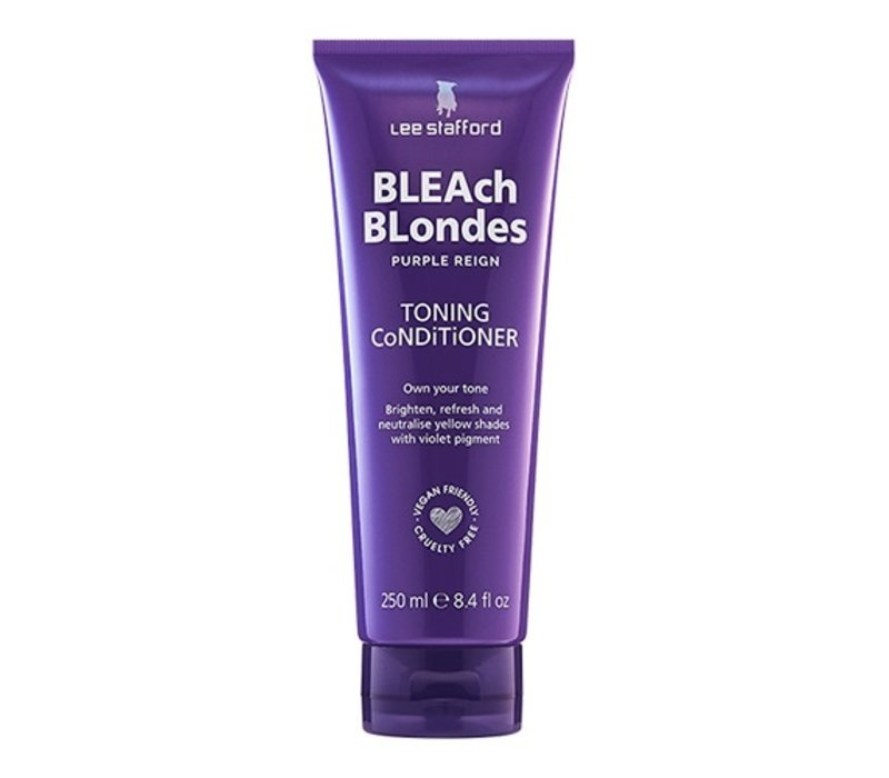 Lee Stafford Bleach Blondes Toning Conditioner