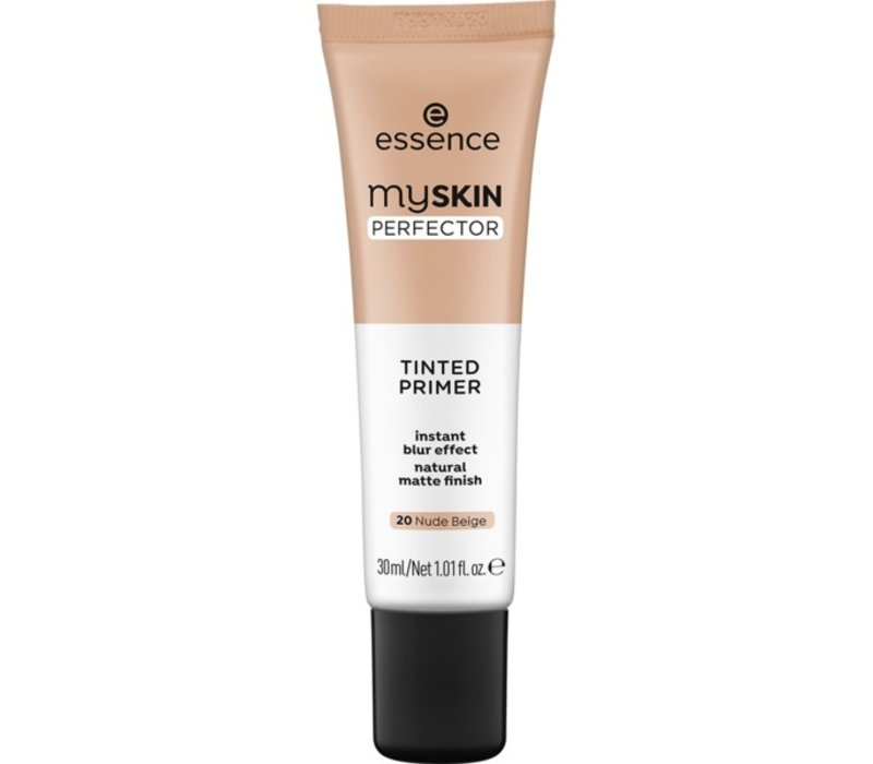 Essence My Skin Perfector Tinted Primer 20 Nude Beige