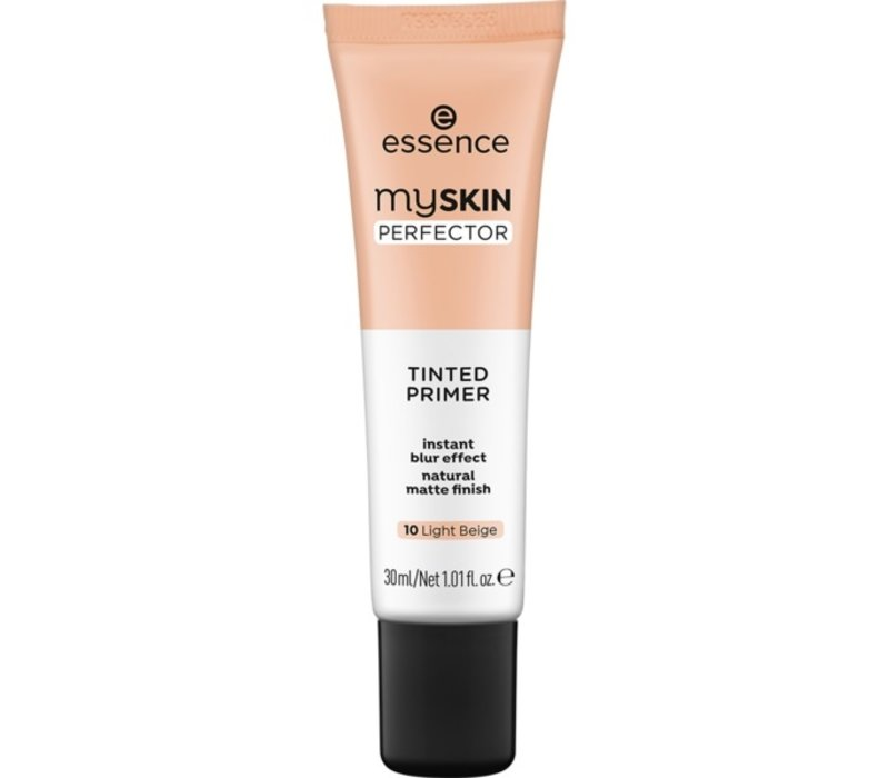 Essence My Skin Perfector Tinted Primer 10 Light Beige