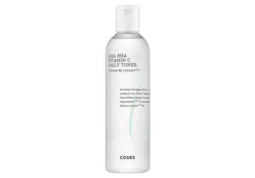 COSRX Refresh AHA BHA Vitamin C Daily Toner 150 ml.