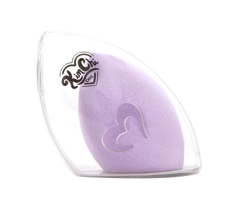 KimChi Chic Beauty Makeup Sponge To-Go & Case Lavender