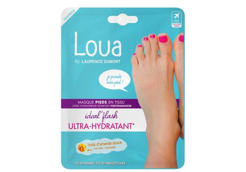 Loua Ultra-Hydratant Footmask