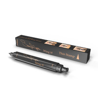 Sanfilippo Wing it! Eyeliner Thin Stamp Black