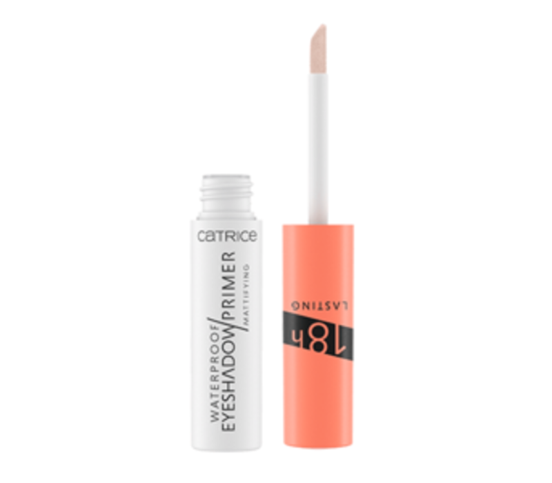 Catrice Waterproof Eyeshadow Primer 010 Matte Rose Nude