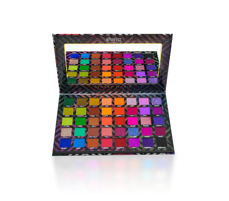 BPerfect x Stacey Marie Carnival 3 Love Tahiti Palette