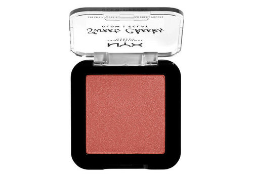 NYX Professional Makeup Sweet Cheeks Creamy Powder Blush Glow Blush Summer Breeze