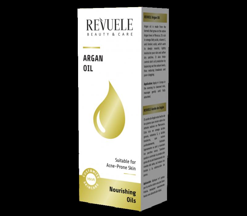 Revuele Argan Nourishing Oil