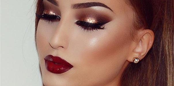 De feestdagen in het vooruitzicht: tijd voor sprankelende make-up!
