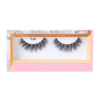 Tatti Lashes 3D Brazilian Silk Hair TL39