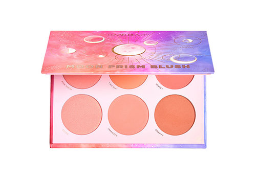 Lunar Beauty Moon Prism Blush Palette