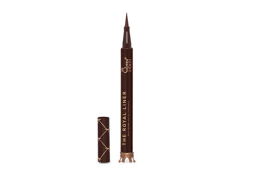 Queen Tarzi The Royal Eyeliner Rich Brown