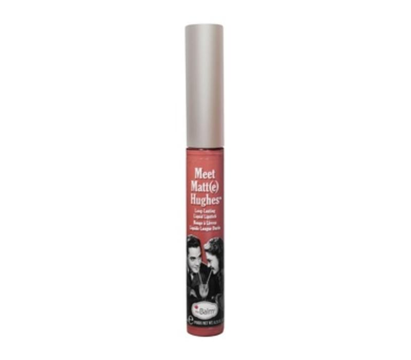 The Balm Meet Matte Hughes Committed
