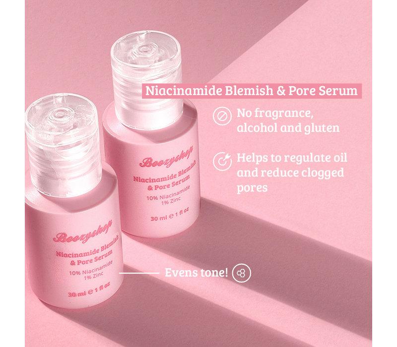 Boozyshop Niacinamide Blemish & Pore Serum