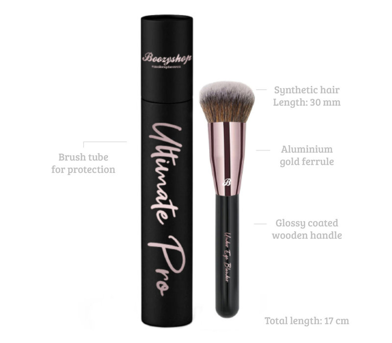 Boozyshop Ultimate Pro UP13 Under Eye Blender Brush