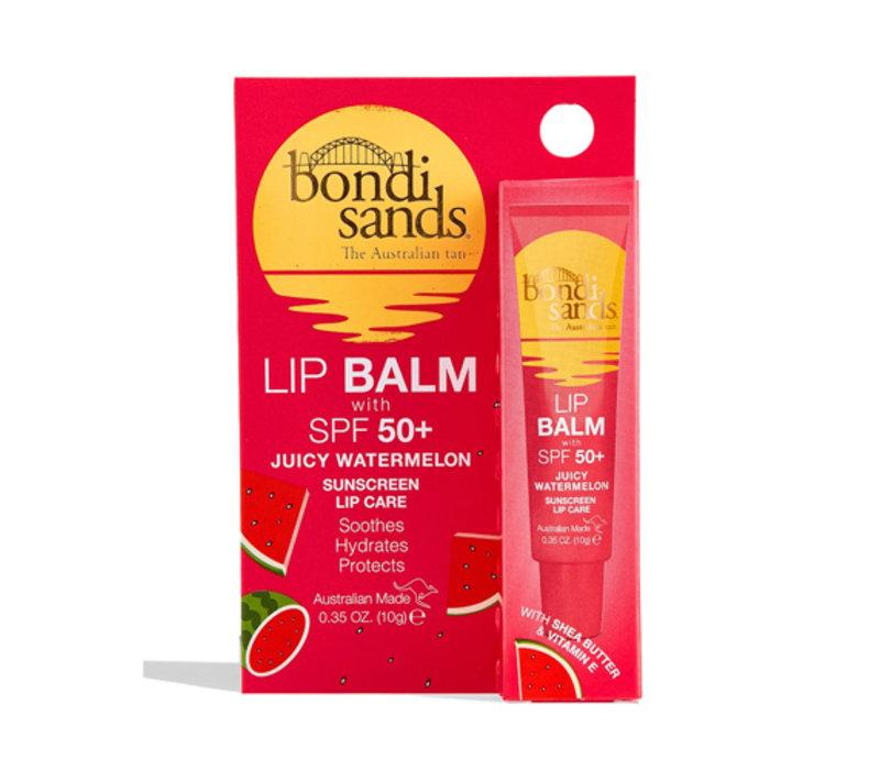 Bondi Sands Sunscreen Lip Balm SPF 50+ Juicy Watermelon