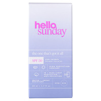 Hello Sunday The One That's Got It All