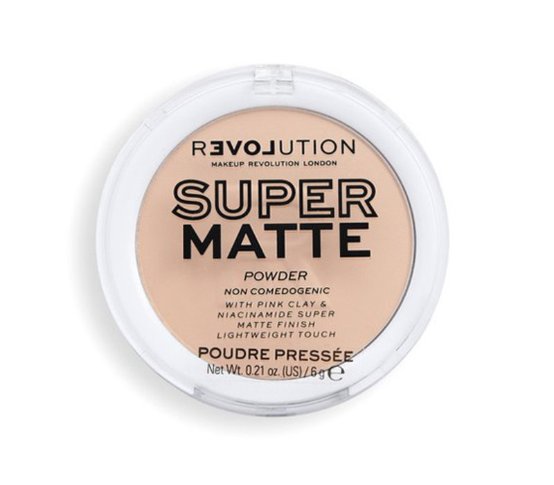 Revolution Relove Super Matte Pressed Powder