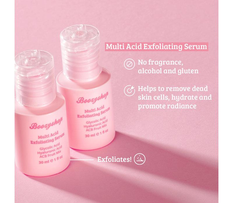 Boozyshop Multi Acid Exfoliating Serum