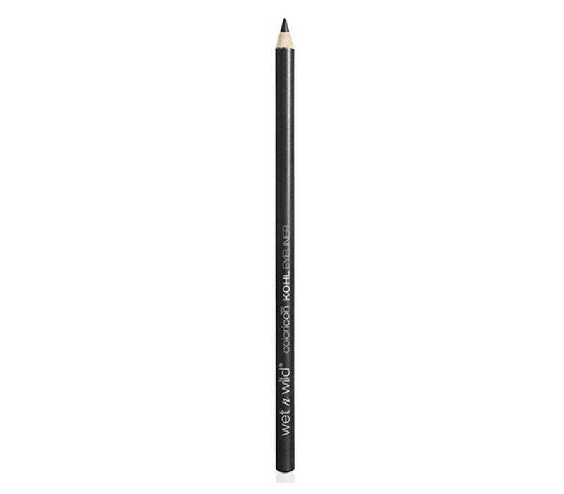 Wet n Wild Color Icon Kohl Eyeliner Pencil Baby's Got Black