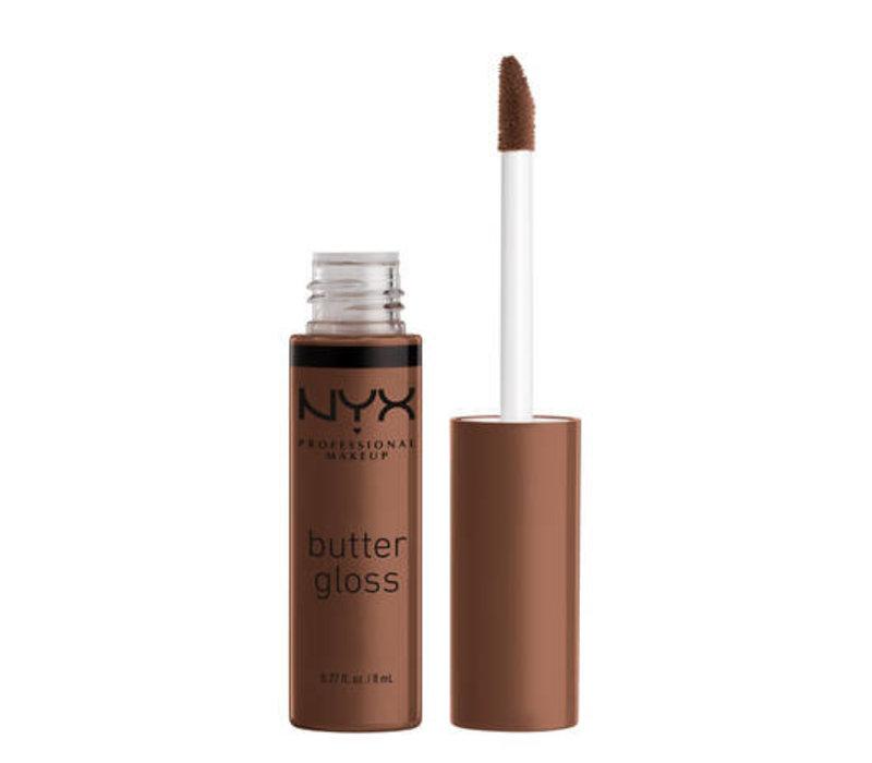 NYX Professional Makeup Butter Gloss Fudge Me