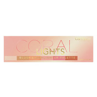 Catrice Coral Lights Blush & Highlighter Palette 010 Soft Coral