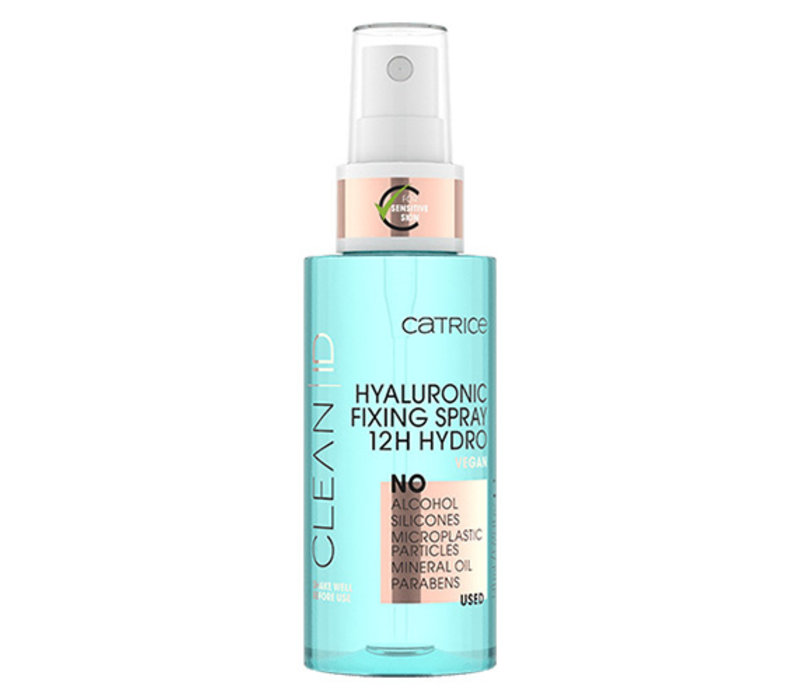 Catrice Clean ID Hyaluronic Fixing Spray 12h Hydro