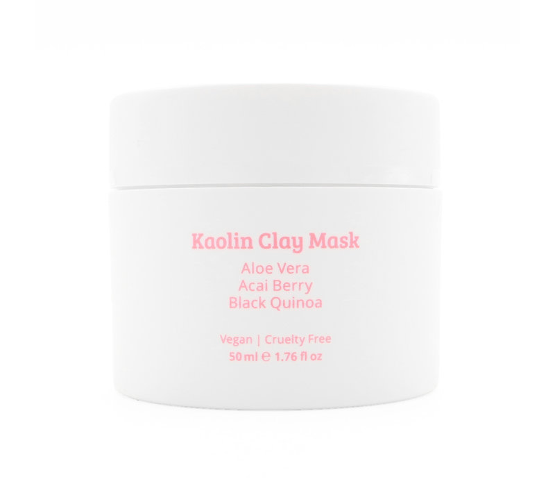 Boozyshop Kaolin Clay Mask