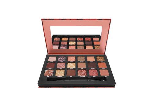 W7 Cosmetics Racy Pressed Pigment Palette