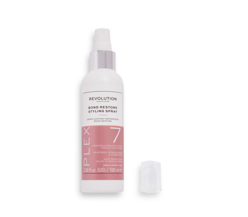 Revolution Hair Plex 7 Bond Restore Styling Spray