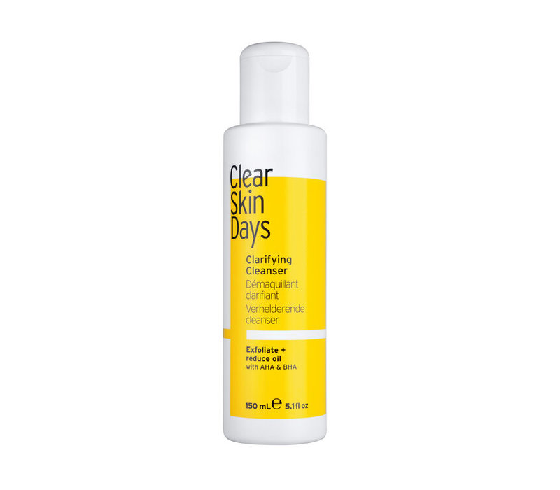 ClearSkinDays Clarifying Cleanser