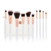 Boozy Cosmetics Rosé Gold BoozyBrush 10 pc Sculpt & Blend Set