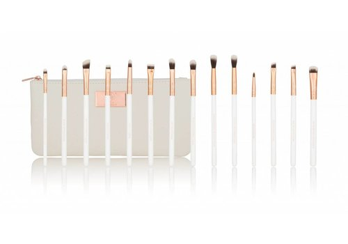 Boozy Cosmetics Rose Gold 14 pc Deluxe Eye Set