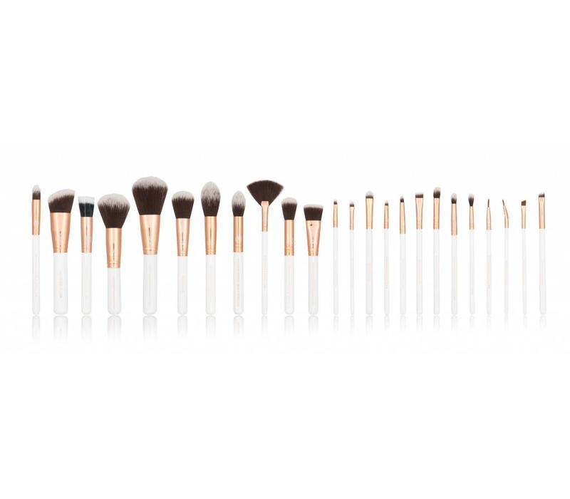 Boozy Cosmetics Rose Gold BoozyBrush 24 pc Precision Set