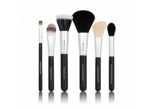 Boozy Cosmetics 6 pc Classic Starter Face Set