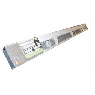 Sencys Jaloezie aluminium 50 mm wit