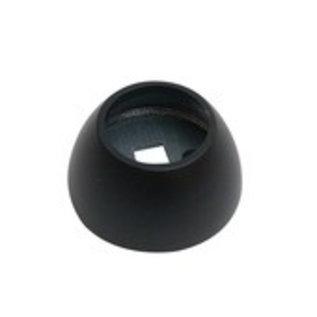 Intensions 2- Roedesteun half rond zwart 20 mm intensions