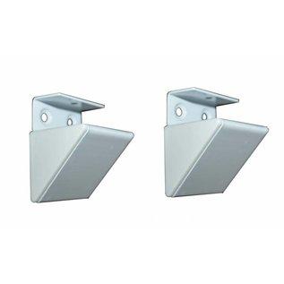 Regalo Clip Regalo Plankendrager/ planchet wit